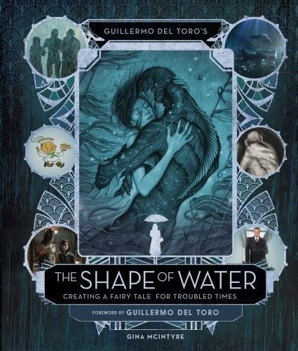The Shape Of Water. Creating