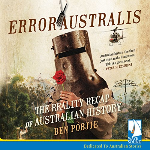 Error Australis audiobook cover art
