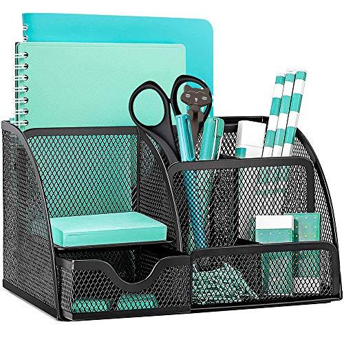 Desk Tidy Organiser, NETUME Meta...