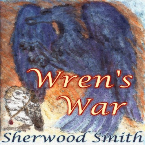 Wren's War audiobook cover art