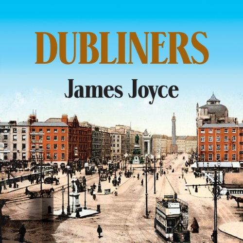 James Joyce's Dubliners cover art