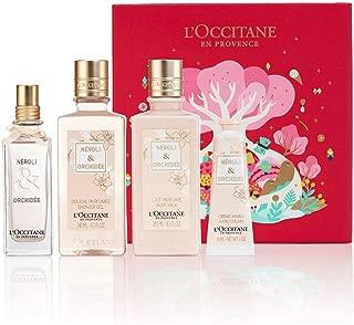 L'Occitane Alluring Néroli & Orchidée Collection