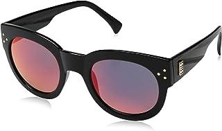 Item 8 Mg.4 Round Black Women's Designer Sunglasses by Foster Grant