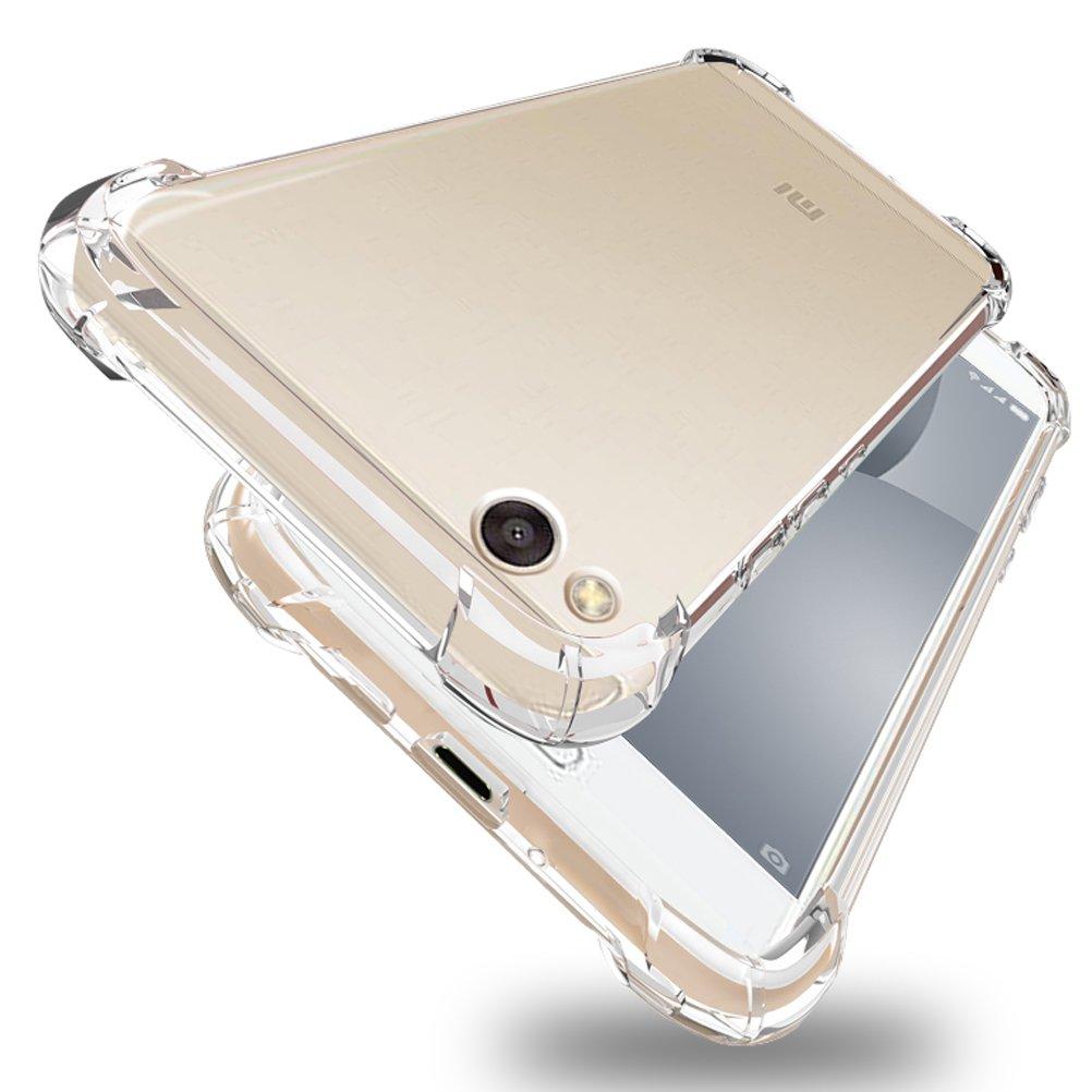 WindCase Xiaomi 5C Funda, Ultra Slim Case Cristalina Clara ...