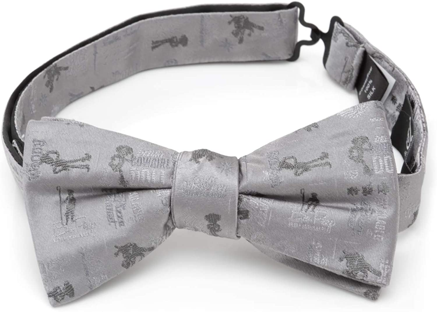 Toy Story 4 Characters Gray SEAL limited product Bow Men's Ranking TOP13 Tie