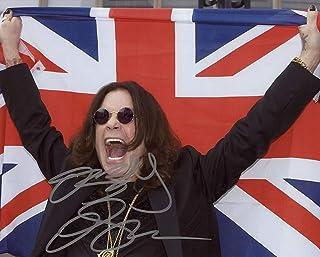 ◆直筆サイン ◆オジー オズボーン ◆Ozzy Osbourne ♪SCREAM (2010) ♪ BLACK RAIN (2007) ♪Under Cover (2005) ♪DOWN TO EARTH (2001) ♪OZZMOSIS (1...