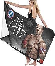 WWE John-Cena Beach Towel Sheet Bath Set Bathroom Bath Towels Accessories Pool Towel