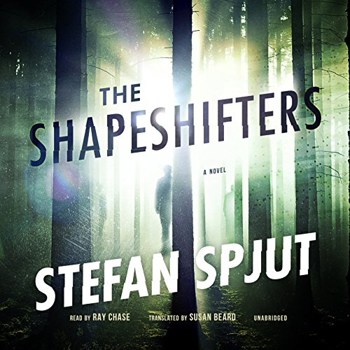 The Shapeshifters audiobook cover art
