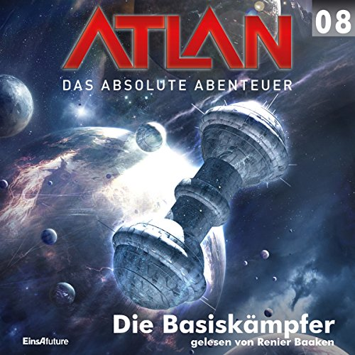 Die Basiskämpfer audiobook cover art