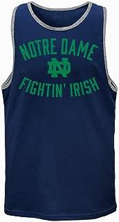Notre Dame Fighting Irish Youth Tank Top Navy