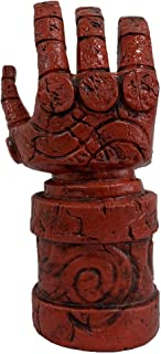 Hellboy Hand Latex Red Right Arm Glove Gauntlet Halloween Cosplay Costume Prop