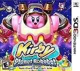 Kirby: Planet Robobot - 3DS [Digital Code]