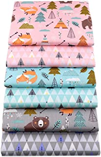 Best jungle quilt fabric Reviews