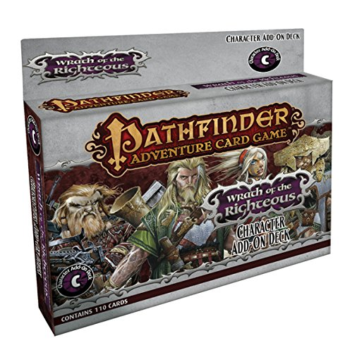 Pathfinder Adventure Card Game: Wrath of The Righteous Character Add-On Deck