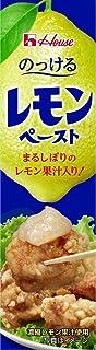 ハウス食品 のっけるレモンペースト 40g×3個