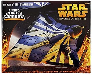Star Wars Plo Koons Jedi Starfighter