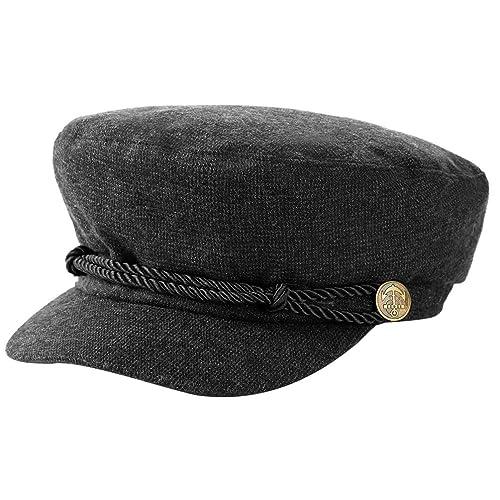 d4fb188b VBIGER Womens Beret Flat Caps Vintage Newsboy Cap