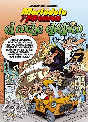 Mortadelo y Filemón - El coche eléctrico - Magos del humor 155