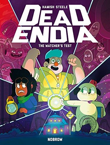 DeadEndia: The Watcher's Test: Book 1