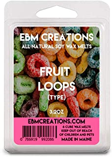 fruit loop candle scent
