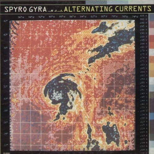 Spyro Gyra 'Alternating currents' LP MCA 25 2270 1 Italy 1985