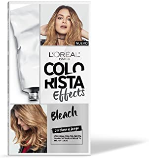 Decolorante para cabello efecto Bleach Colorista de L'Oréal Paris