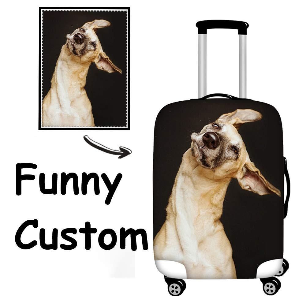 DESIGNS Custom Luggage Suitcase Protective