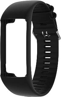 Polar A370 Wrist Strap - Black, M/L