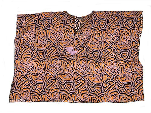 Mala Alisha SUMMER SALE strandjurk YURIMA + Embroidery oranje/lila ** maat 36/38 ** € 249 ** NIEUW