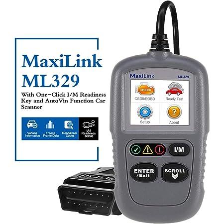 Autel Obd2 Ml Variation Read Out Diagnosis Device Auto