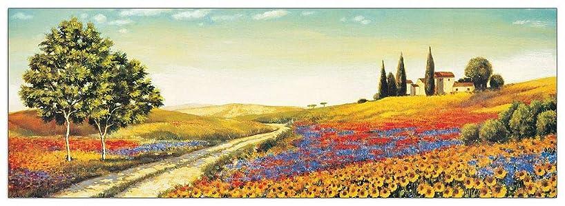 Artopweb TW16349 Decorative Panel 53.5x19 Inch Multicolored