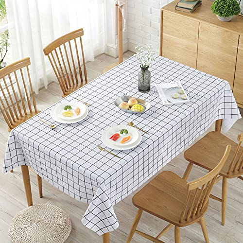 PhantasyIsland.com para Cocina, Lavable, Antimanchas, Antipolvo, Mantel Decorativo para Mesa de 138 * 160cm