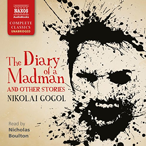 The Diary of a Madman and Other Stories audiobook cover art