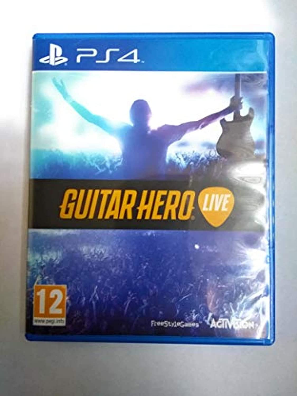 PS4 Guitar Spring new work one after another Hero Live ONLY - Max 82% OFF GAME