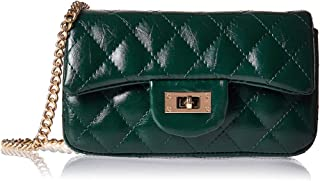 Inoui crossbody bag for women-ASN1804C-Green