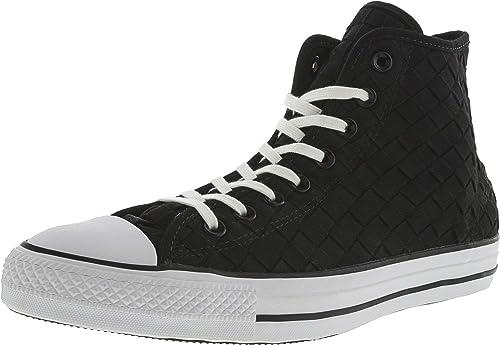 Converse Chuck Taylor All Star Hi Femmes US 7.5 Noir Noir paniers  achats en ligne et magasin de mode