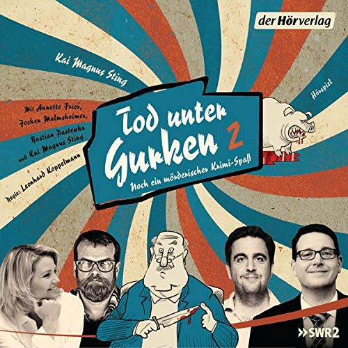 Tod unter Gurken 2  By  cover art