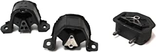 Engine's Mount Base and Gear Box Mount Base for Daewoo Lanos Cielo Includes Parts: 90250348, 90250437 and 96227422