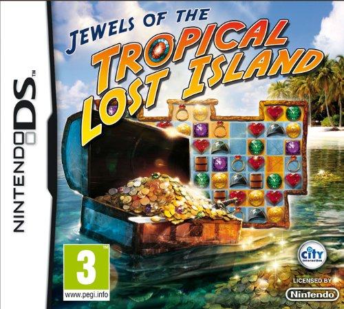 Jewels of Tropical: Lost Island (Nintendo DS) [Edizione: Regno Unito]