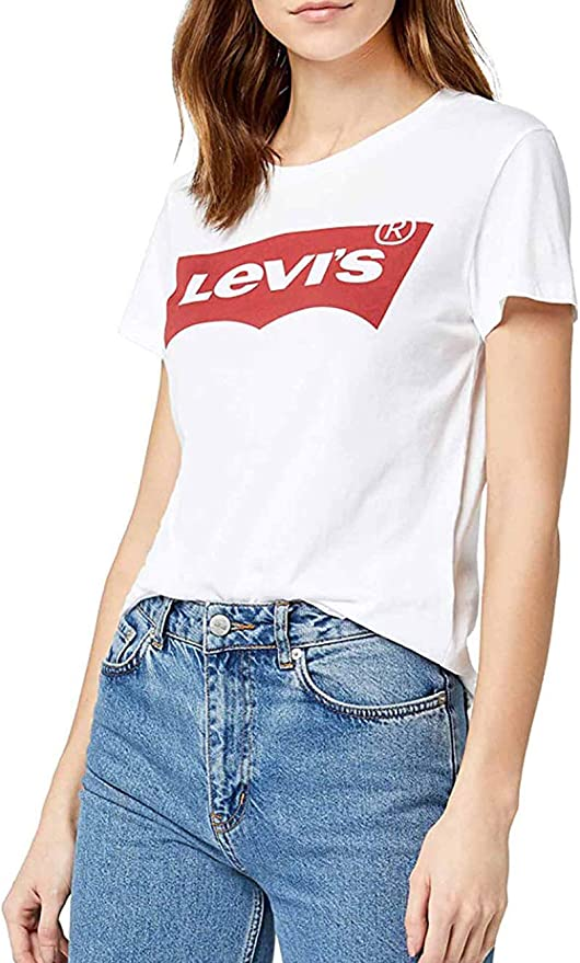 Levis The Perfect tee Camiseta para Mujer