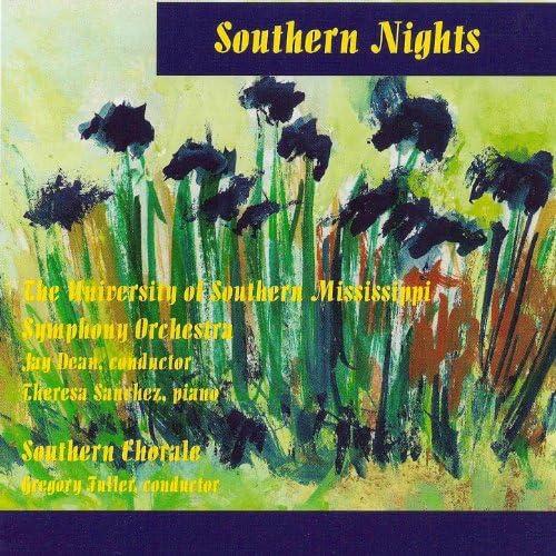 The University of Southern Mississippi Symphony Orchestra