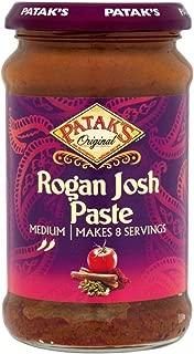 Patak's Medium Rogan Josh Curry Paste (283g)
