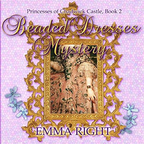 Beaded Dresses Mystery audiobook cover art