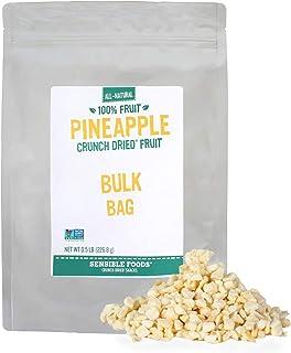 Freeze Dried Pineapple Tidbits (5-6 mm) - 1 lb. Bag