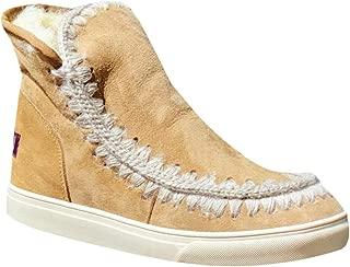Womens Mou Eskimo Sneaker Boots