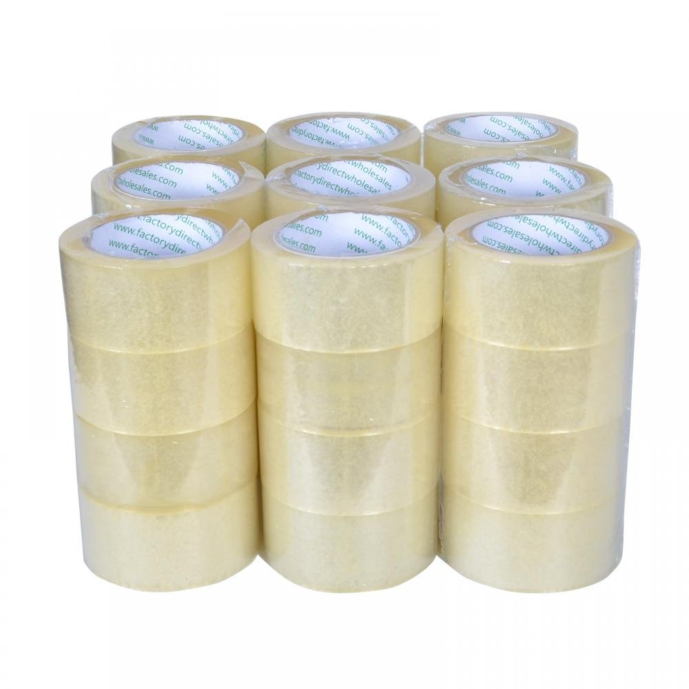 ULTNICE Rubber Masking Tape Portable Marking Labeling Separation Tape Roll Identification Tape for DIY Crafts Moving Boxes 24mmx20m Yellow