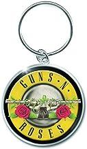 Guns N Roses–Metal Llavero–Logo