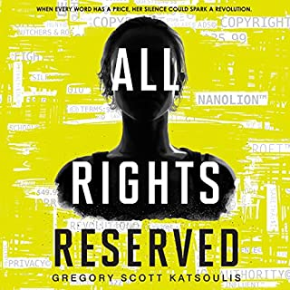 All Rights Reserved audiobook cover art