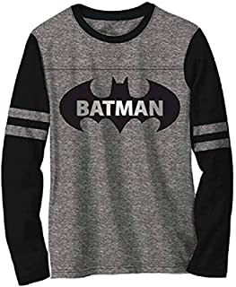 Boys Batman Graphic Long Sleeve Graphic Tee