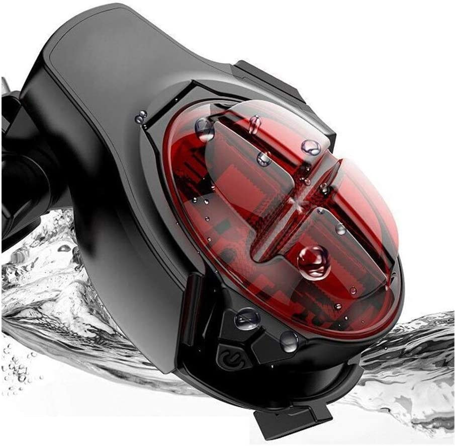 HGDD Bike Headlight Compatible with Taillight 2021 USB Max 61% OFF L Rechargeable